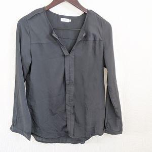TOBI sheer blouse